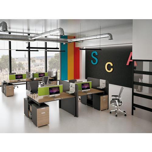 員工辦公桌 BQ-ZH6044