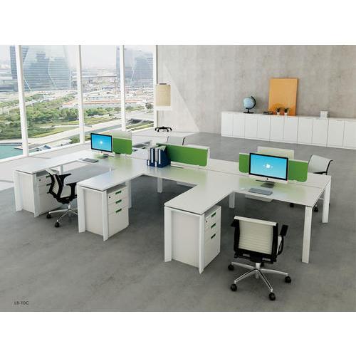 員工辦公桌 BQ-ZH6022