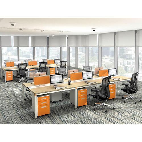 員工辦公桌 BQ-ZH6034