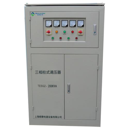 大功率柱式调压器