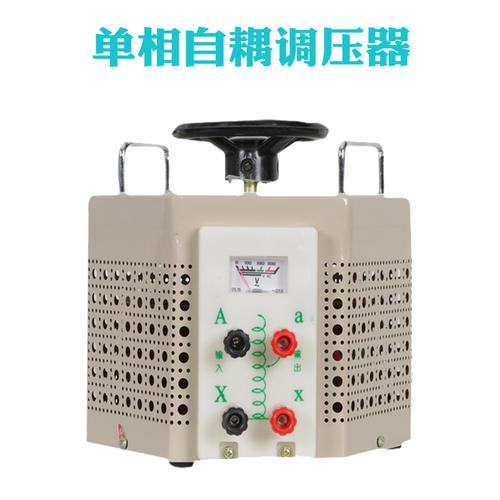 TDGC2J系列单相自耦调压器
