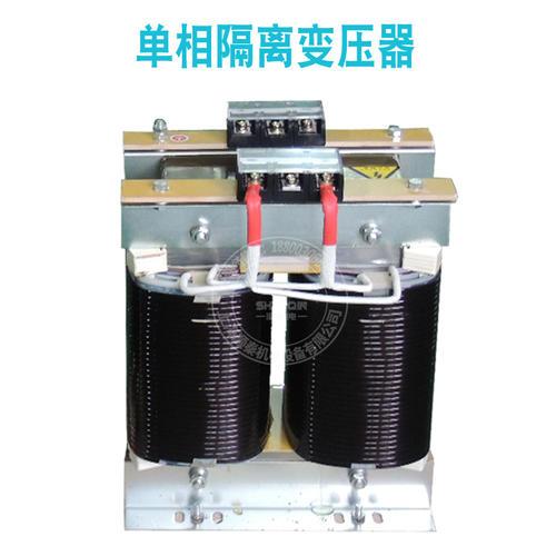 单相隔离变压器双线包