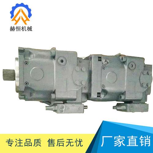 力士乐组合变量泵A11VO145LRDS+A11VO145RDS太重煤机掘进机配件