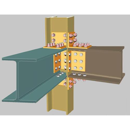 画图小常识<1>——连接板开孔位置