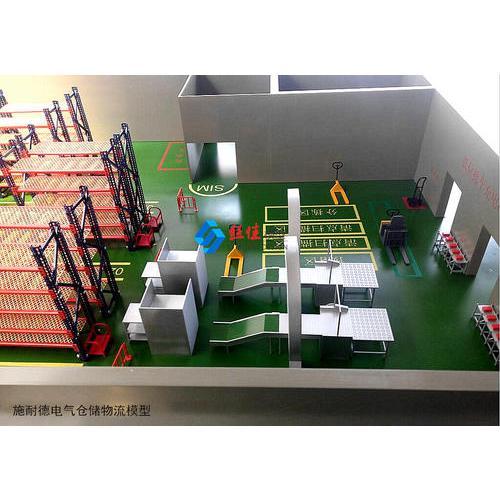 施耐德电气仓储模型