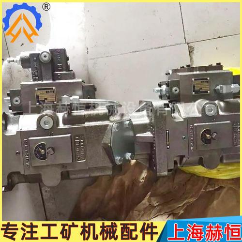 哈威双联泵V30D140V30D140,掘进机双联泵,综掘机液压2连泵