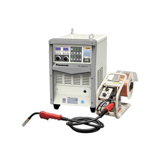 YD-350FT2全数字逆变脉冲MIG/MAG焊机