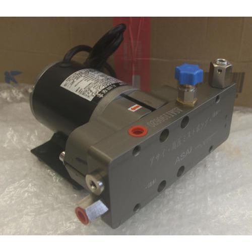 塑料气动隔膜泵的优点分析