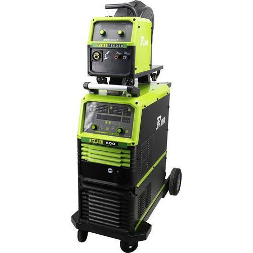 MFR-500数字化脉冲气保焊机