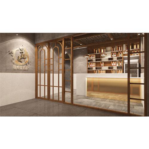 上海店铺装修设计之基本设计原则