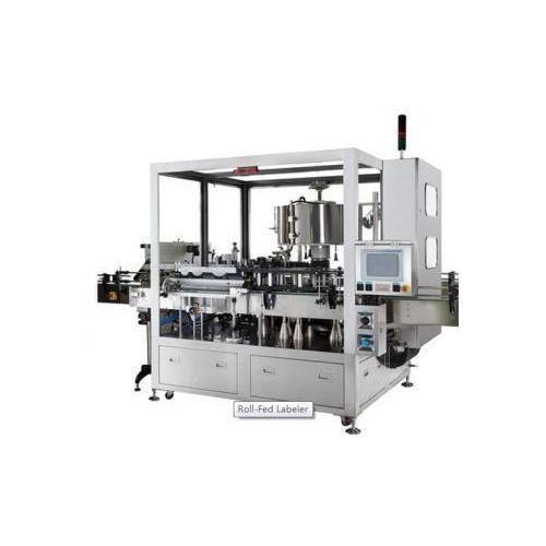 MT-700全自动热熔胶贴标机 全自动热熔贴标机 直线式热熔胶贴标机