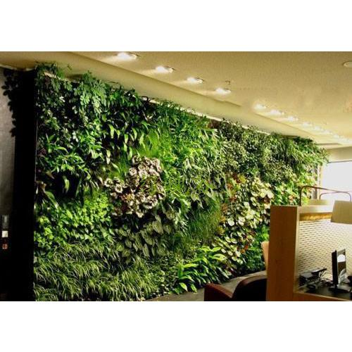 家居嵌入式仿真植物墙面装饰装修