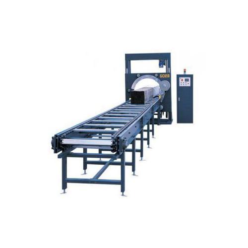 管材缠绕机MT-GC850 钢卷板材缠绕机 全自动钢带包裹机