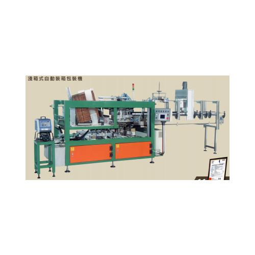 牧田浅箱式自动装箱包装机MT-2224-L