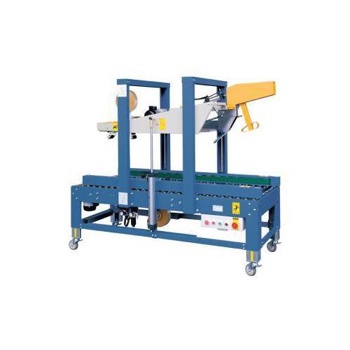 全自动折盖封箱机MT-6605A 高配工字型折盖封箱机 四角边纸箱封口机