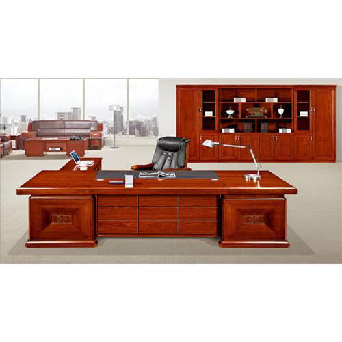 實木辦公桌-07