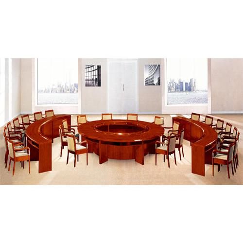 實木會議桌-06