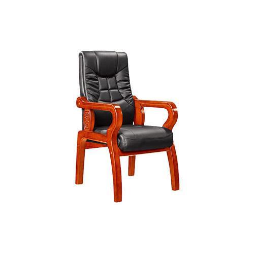 實木會議椅-021