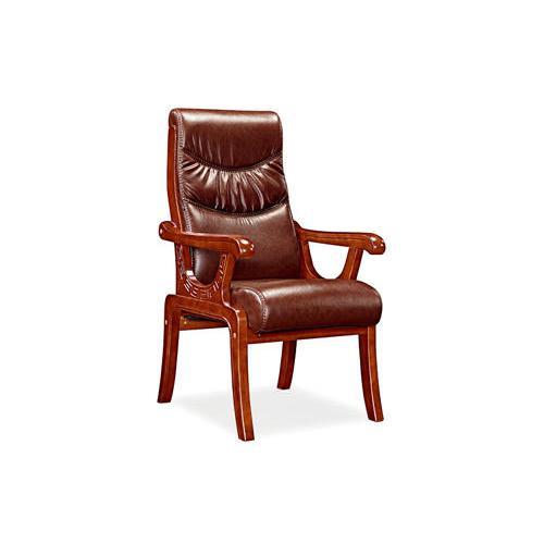 實木會議椅-016