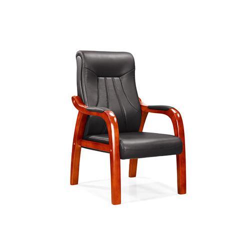 實木會議椅-015