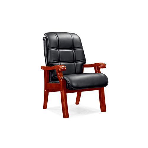 實木會議椅-010