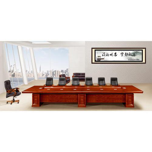 實木會議桌-01