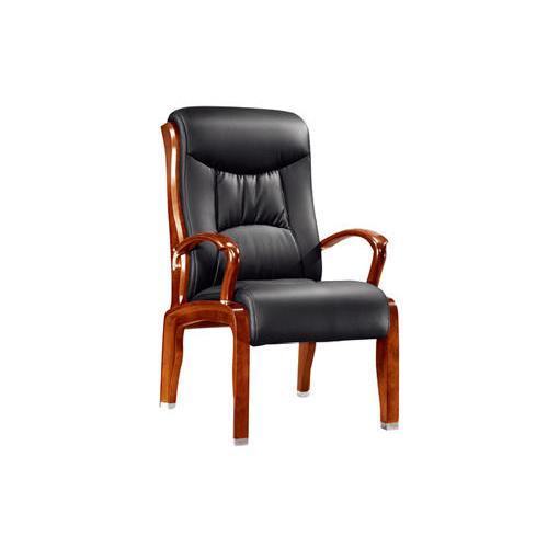 實木會議椅-017