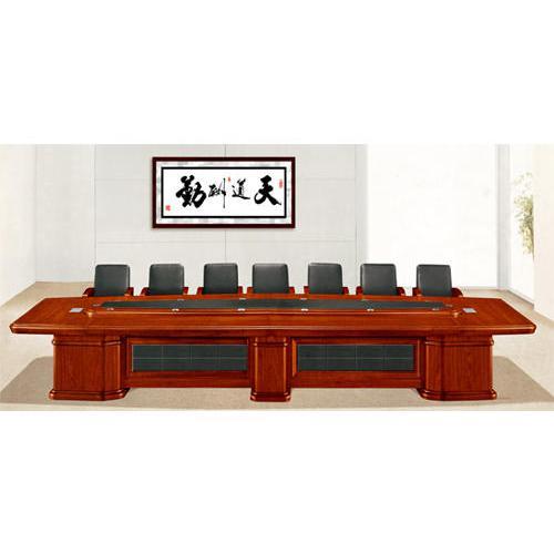 實木會議桌-03