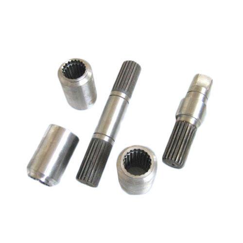 创力采煤机花键套LDMD0303-1的材料如何选用