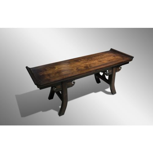 明  琴桌