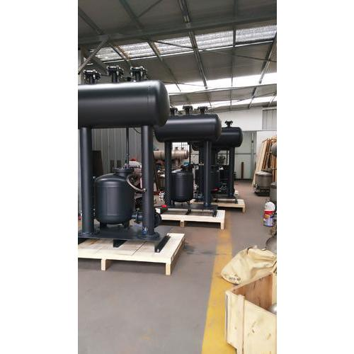 氣動單泵凝結水回收裝置圖