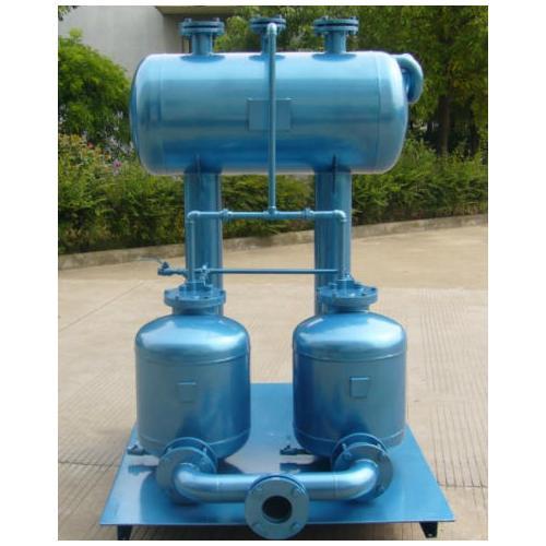 氣動蒸汽凝結水回收裝置雙泵
