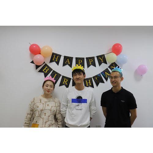 益森日常员工关怀-生日庆祝