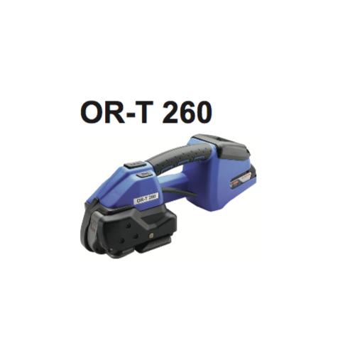ORGAPACK瑞士原装正品 ort260 ort250手提电动打包机塑钢带捆扎机