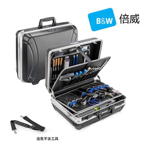 德国倍威工具箱115.03工具收纳箱多功能分格工具箱