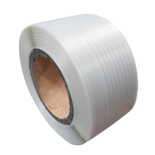 厂家直销PP打包带 环保塑料打包带 白色手工打包带