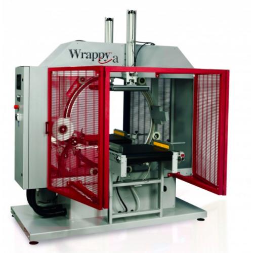 缠绕膜包装机  水平缠绕机Wrappy A12   缠绕机维修