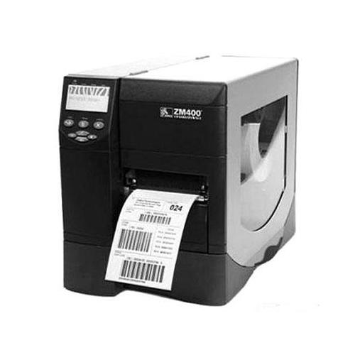 美国斑马条码打印机ZEBRA 105SL Plus     斑马条码打印机维修   条码快递电子面单标签打印机
