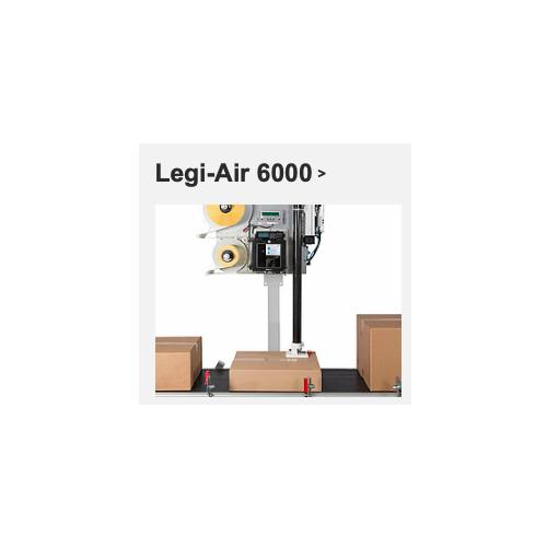 Weber 打印贴标机Legi-Air 6000     Weber 打印贴标机配件维修    自动打标贴标机