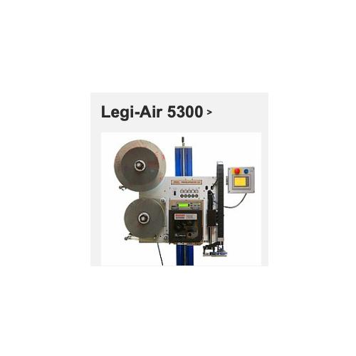 Weber条码打印机Legi-Air 5300   厂家直供全自动打印贴标机  德国Weber条码打印机维修