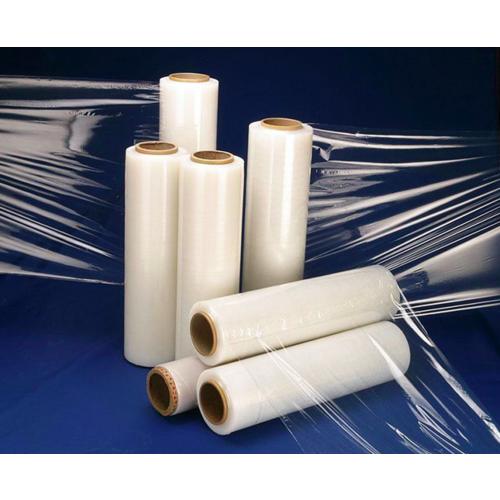 工业保鲜膜厂家透明打包膜 pe缠绕膜塑料薄围膜拉伸膜包装膜