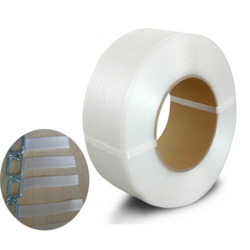 厂家直销供应 聚酯纤维带柔性打包带品质保证纤维带