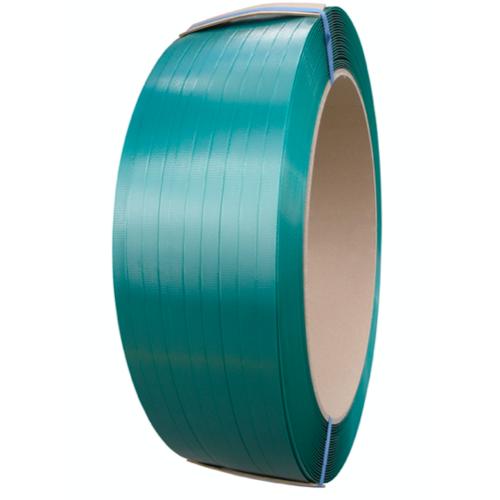 厂家直销打包带塑钢带1608绿色塑料包装带机用带pet塑钢打包带