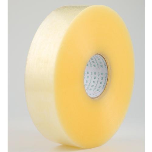 封箱胶黄色透明胶带封口彩色胶纸胶布 快递包装专用胶带
