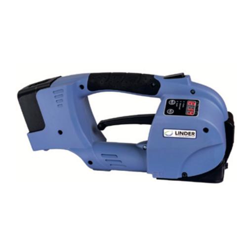 LINDER电动打包机LST-SMART   封箱机设备厂家   手动胶带封箱机