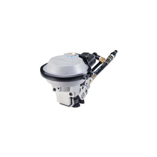 盟安气动钢带打包机PR40    液压打包机   压缩打包机