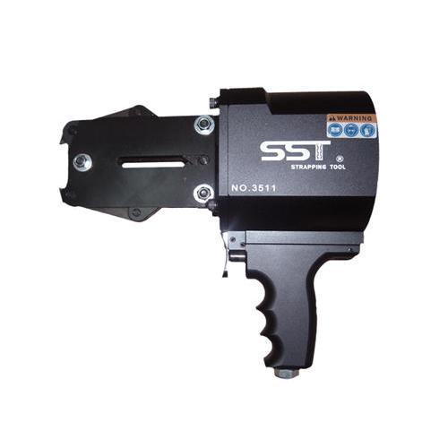 展旭气动钢带咬扣器STP32     台湾气动钢带咬扣器     咬扣器维修
