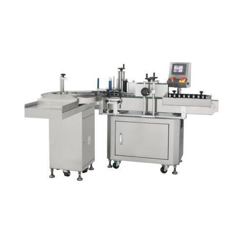 全自动贴标机 食品打印贴标机 高速塑封口外包装机械设备