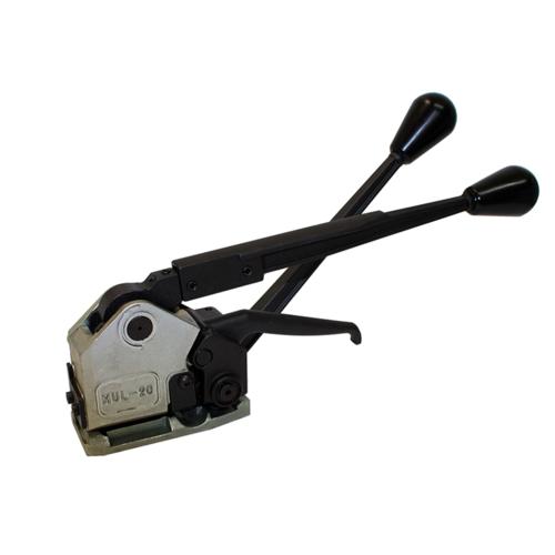 厂家直销全自动打包机 半自动打包机  美国teknika 免扣钢带打包机MUL-20