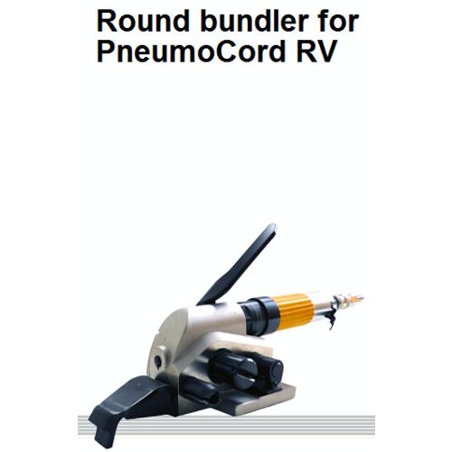 气动纤维带拉紧器  Pneumatic Cord RV配件   德国打包机配件维修